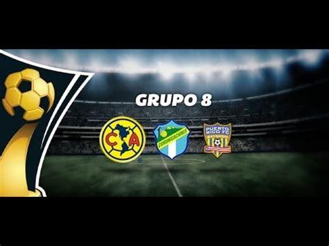 Calendario Concacaf Liga De Ceones 2015 Los Rivales De Club Am 233 Rica En Liga De Ceones De