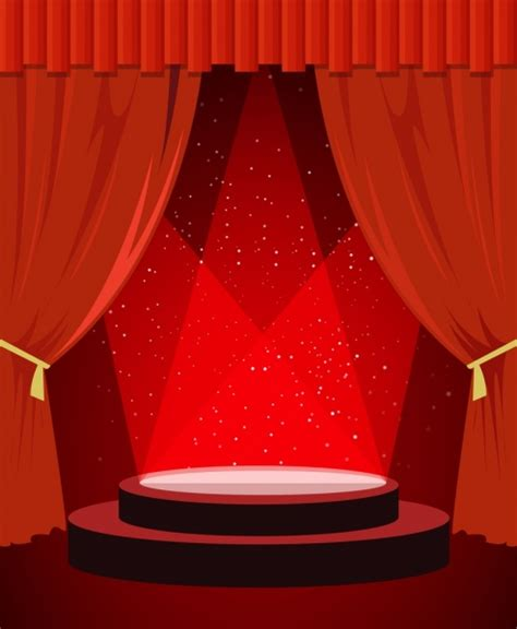 Stage Backdrop Design Vector | stage backdrop free vector download 5 651 free vector