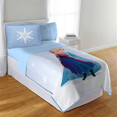 frozen bed in a bag disney s frozen reversible full bed in a bag bedding set comes with full sheet set