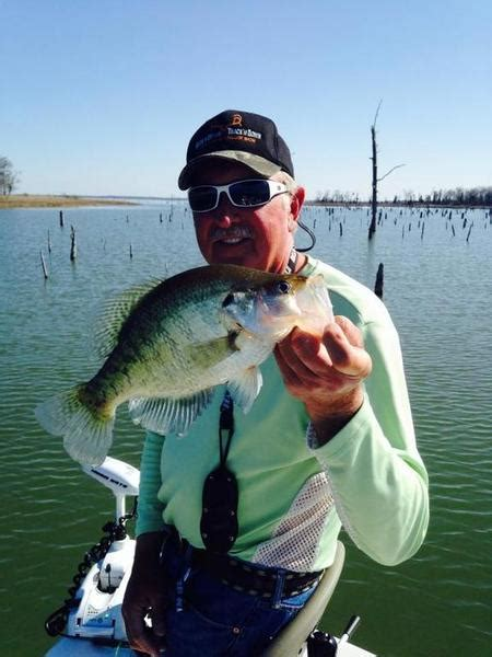 crappie time  lake fork test  forum texas