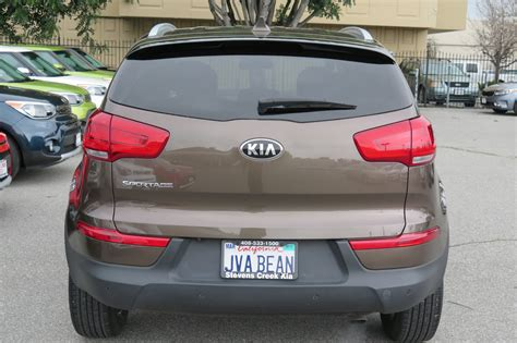 Kia Utility Vehicle 2014 Kia Sportage Lx Sport Utility Cars And Vehicles
