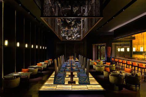 home lighting design dubai yuan restaurant atlantis the palm ecosense lighting
