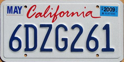 Vanity Plates California by California Y2k
