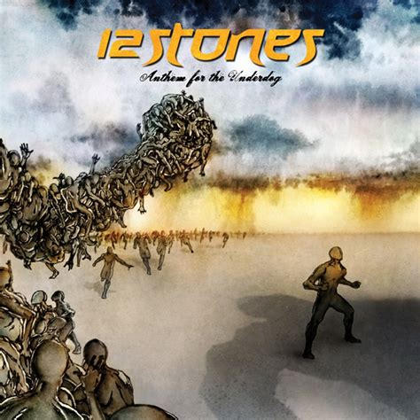 Cd Anthem Best Of Anthem 2000 2007 Cd Dvd Loudness anthem for the underdog by 12 stones charts