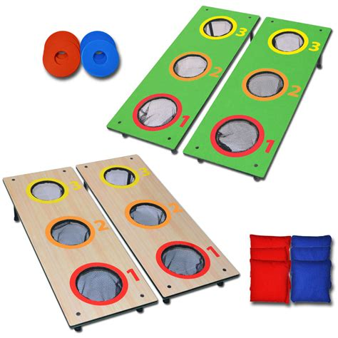 3 hole dimensions 3 hole bag toss washers game ebay