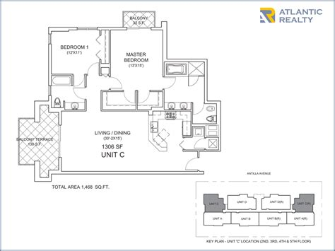 antilla floor plan antilla new florida beach homes