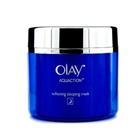 Olay Aquaction olay aquaction softening sleeping mask 130g 4 3oz