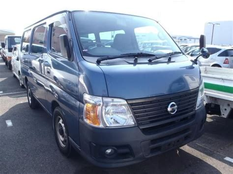 nissan caravan 2006 2012 nissan caravan nv350 rider for sale in japan jpn