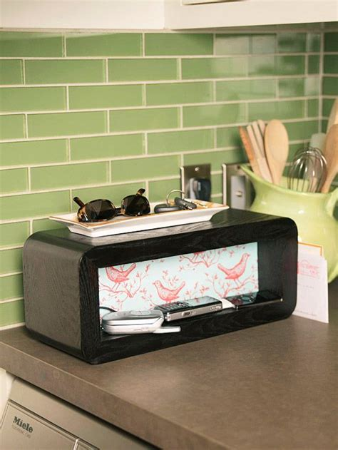charging station box organize now simple weekend projects