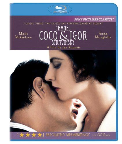 coco chanel and igor stravinsky blu ray garrett262 on amazon usa marketplace pulse