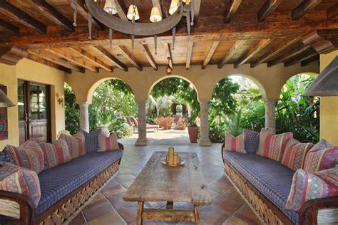 beautiful spanish hacienda in santa barbara huntto com barry estates rancho santa fe hacienda home design