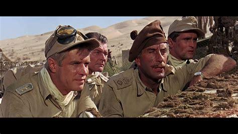 rock imdb tobruk 1967 arthur hiller rock hudson george peppard nigel green war drama