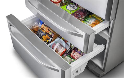 frigoriferi a cassetti come scegliere il frigorifero la casa in ordine
