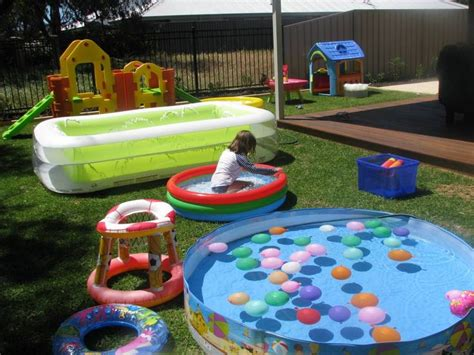 backyard cing ideas for children 25 best ideas about backyard water parks on pinterest