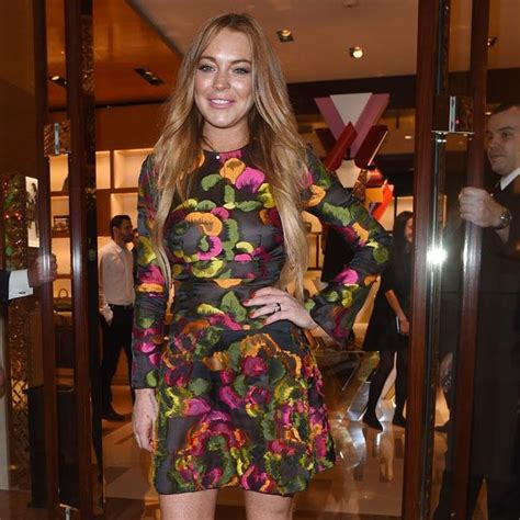 Lindsay Lohan Encouraged To Run For Government by Lindsay Lohan To Run For President