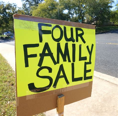 How To Prepare For A Garage Sale by How To Prepare For A Garage Sale