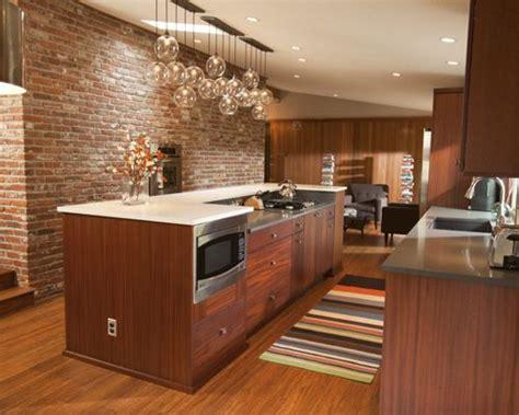 Mid Century Kitchen Cabinets by Midcentury Modern Kitchen Home Design Ideas Pictures