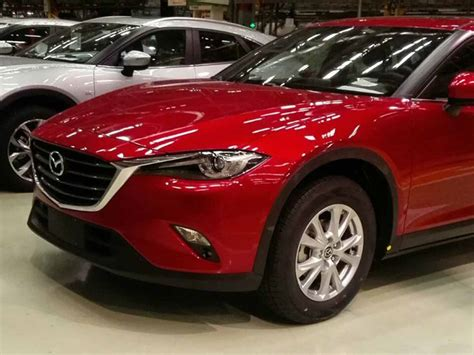mazda 4 by 4 mazda cars cx 4 photos leaked ahead of beijing debut