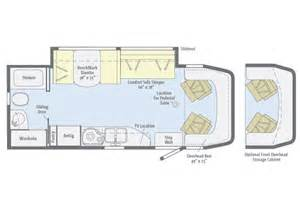 Winnebago View Floor Plans winnebago view motorhome for sale view class c motorhome
