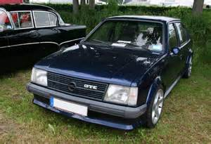 Opel Kadett 1983 Opel 1983 Kadett D Gte 4door Hatchback The History Of