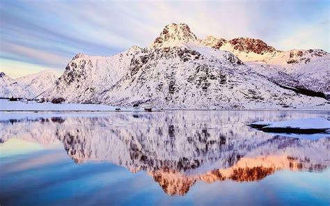 imagenes hd 4k paisajes monta 241 a 225 rbol nube paisaje lago reflexi 243 n r 237 o roca hd 4k