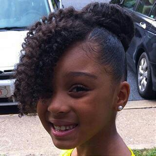Hairstyles For Black Children With Hair by Well Bun Hairstyles For New Hairstyles