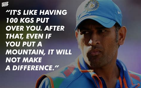 ms dhoni s inspirational poem 21 quotes by ms dhoni which will give you an insight about