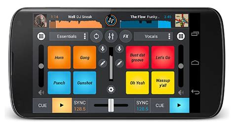 Tablet Croos Android cross dj update brings sler and keylock features to android