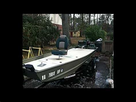 jon boat converted to layout boat my tracker topper 1542 jon boat conversion youtube