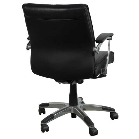 used leather armchair used leather conference chair black national office interiors and liquidators