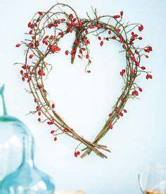 Weihnachtsdeko Selber Machen Naturmaterialien 2845 by So Sweet Ist Dieser T 252 Rkranz In Herzform Aus Lauter