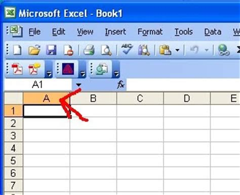 How To Make Graph Paper In Excel 2010 - chemknits how to make a knitting chart in excel part 1