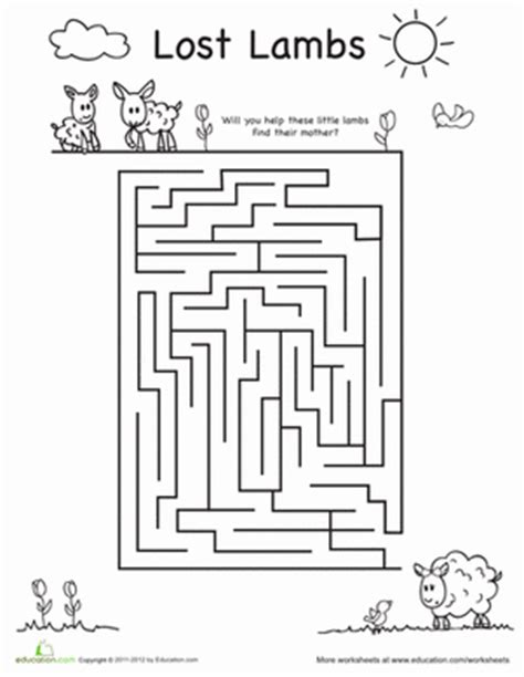printable mazes first grade mazes worksheets first grade mazes best free printable