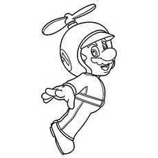 mario helicopter coloring page pinterest ein katalog unendlich vieler ideen