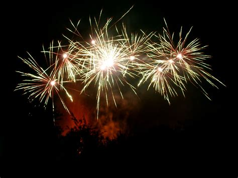 Free Fireworks Powerpoint Animation