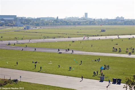 Volksentscheid Tempelhofer Feld Am Europa Wahltag 25 Mai