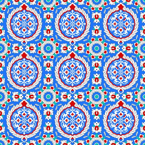 traditional islamic pattern vector pattern in traditional islamic design graphicriver