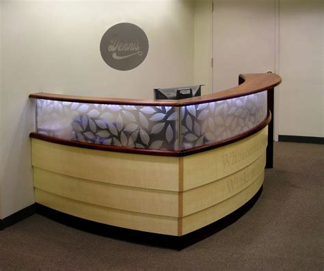Small Reception Desk Ikea Receptionist Desk Ikea Bmpath Furniture