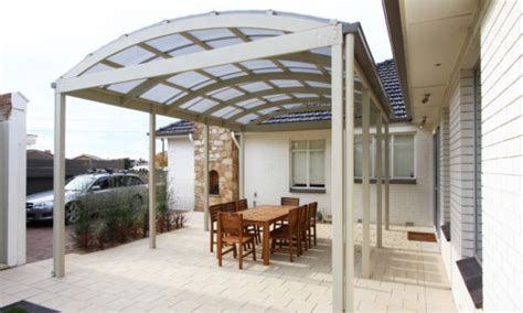 curved roof pergola design softwoods