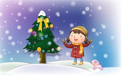 dibujos ni241os en navidad wallpapers para ni 241 os en navidad hd 1920x1200 imagenes wallpapers gratis dibujos fondos