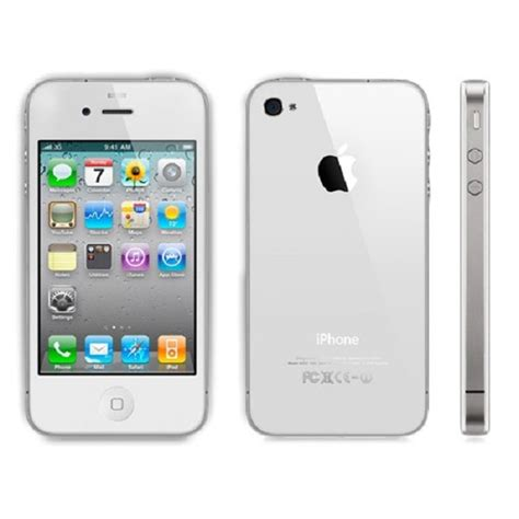 Iphone 4s apple iphone 4s 64gb bluetooth wifi white phone sprint