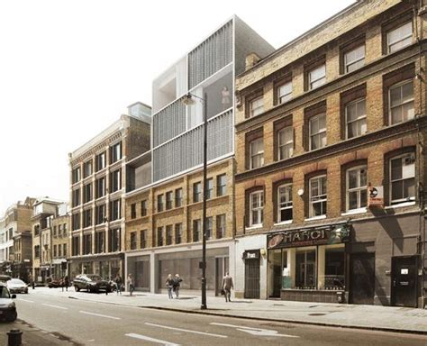 11 curtain road a f a s i a duggan morris archtiects