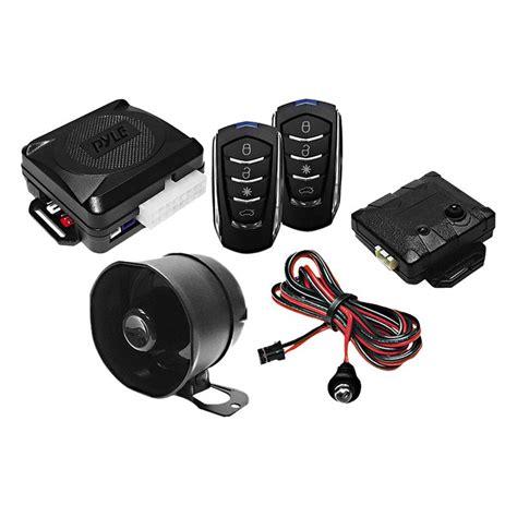 Alarm Auto pyle door lock vehicle security system with 4 button car remote ebay