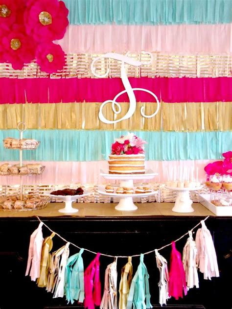 backdrop ideas cultivate create diy fringe backdrop 2016 bday
