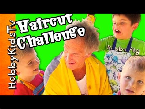 Haircut Challenge Games | hot sauce taco challenge losers get pie in face disney
