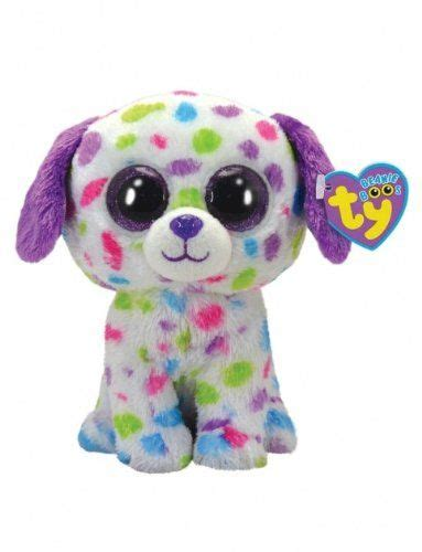 ty puppy ty beanie boos justice exclusive plush animal toys