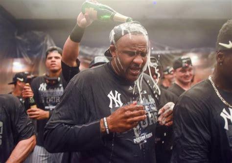 Sabathia Cc Sabathia Also Search For Nyc Mayor De Blasio S Congratulatory Yankees Tweet Is Wrong Ny Daily News