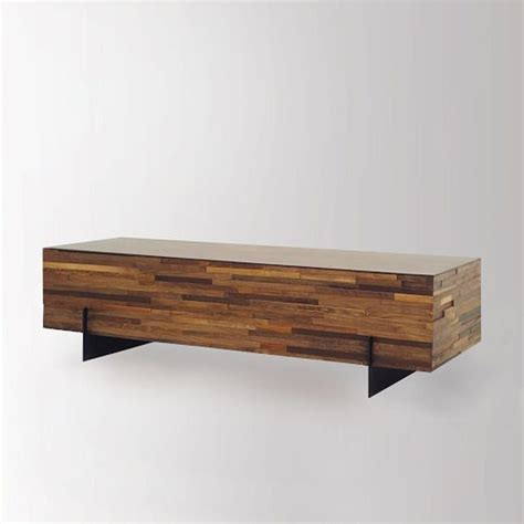Mixed Wood Coffee Table Elm Furniture