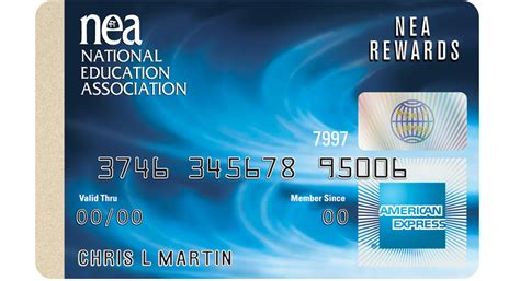 nea accelerated rewards american express card member
