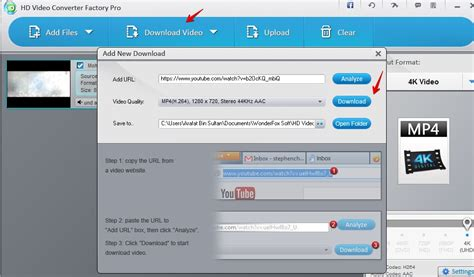 format factory youtube converter youtube to video converter factory pro 2 0 free download
